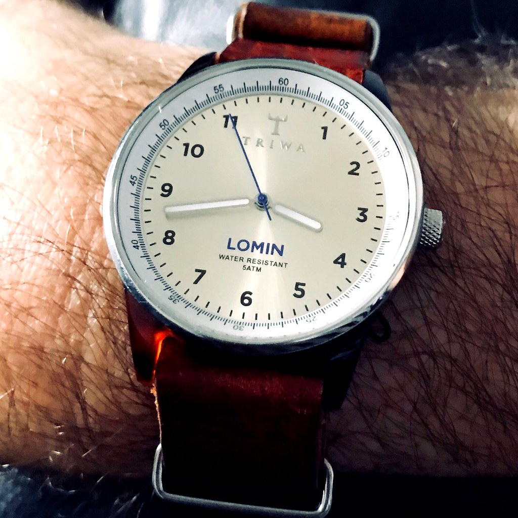 Triwa Lomin Quartz Watch