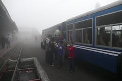 Ghoom Station on Darjeeling Toy Train