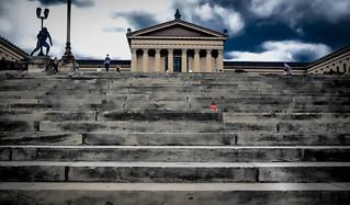 The Rocky Steps