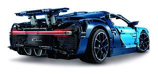 42083 Bugatti Chiron - Rear