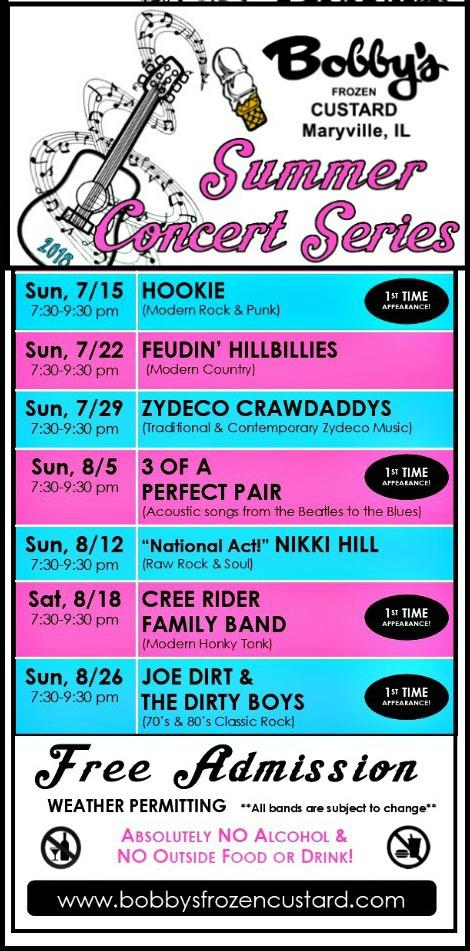 Bobbys_Summer_Concert_Series 7-15-18