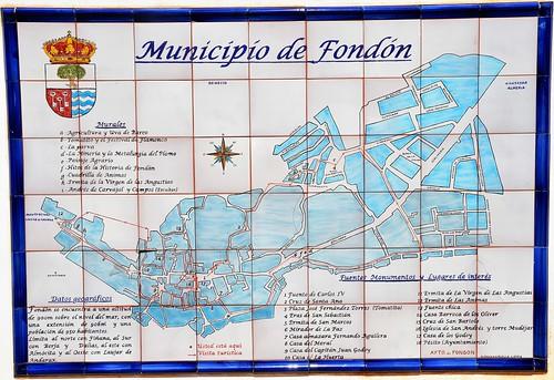 Andalucía - Almería - Alpujarra - Fondon