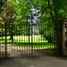 Entrance to Orlingbury Hall, Northamptonshire