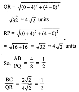 RD Sharma Class 10 Solutions Pdf Free Download Chapter 14 Co-Ordinate Geometry