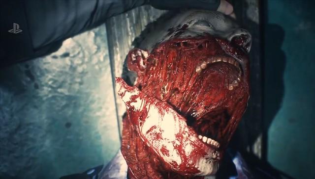Resident Evil 2 Remake - Gore Engine
