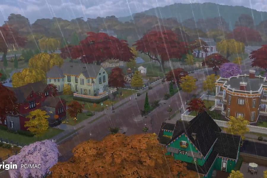 Trailer de Gameplay do The Sims 4 Estaçõe