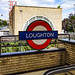 Loughton Station Sign