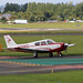 N250CC Piper PA-24-250 Comanche, Gloucestershire Airport, Staverton, Gloucestershire