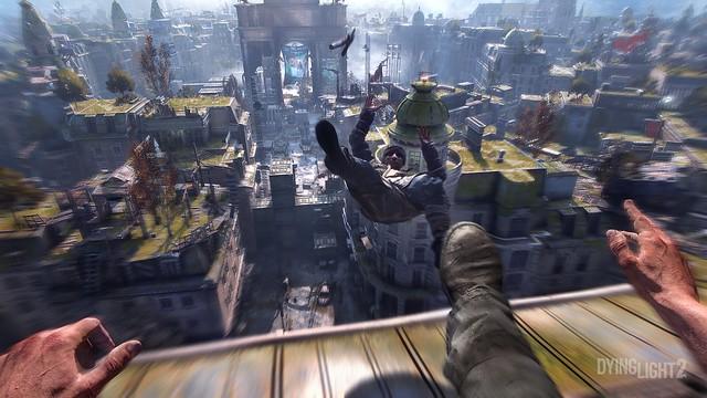 #E3 2018 Dying Light 2 Screens & Artworks