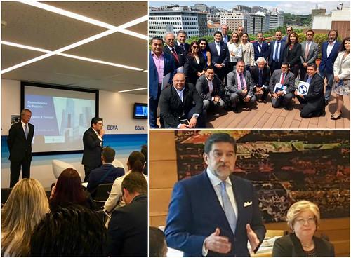 Misión de empresarios mexicanos a Portugal