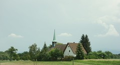 the little church - Photo of Drusenheim