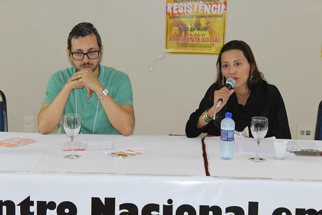 2° Encontro Nacional em defesa do Serviço Social no INSS - eixos e trabalhos em grupo