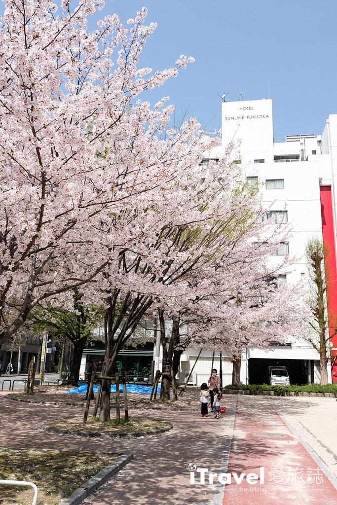 福冈博德站前SUNLINE饭店 Hotel Sunline Fukuoka Hakata-Ekimae (6)
