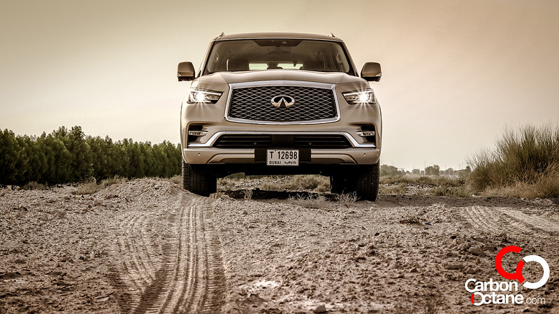 2018 Infiniti QX80 Review UAE carbonoctane 10