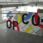 Andrew Hoffman - Mural rendition -