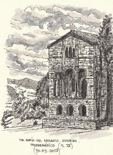 Santa María del Naranco (Asturias)