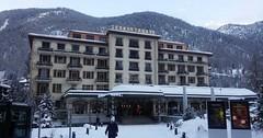 Honosné staré alpské hotely