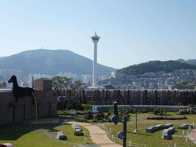 Lotte Skypark, Nampo, Busan