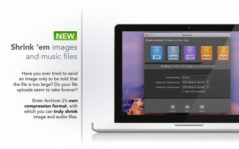 archiver keygen mac