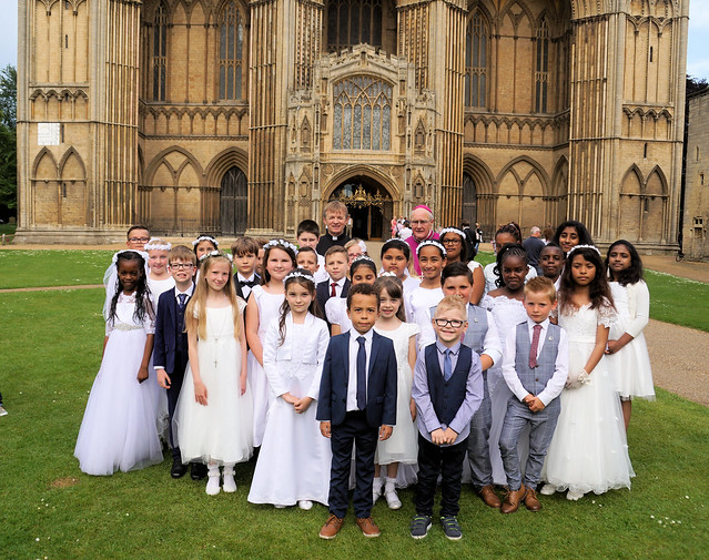 One Mass Peterborough Cathedral June 2018