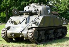 M4 Sherman Tank ...