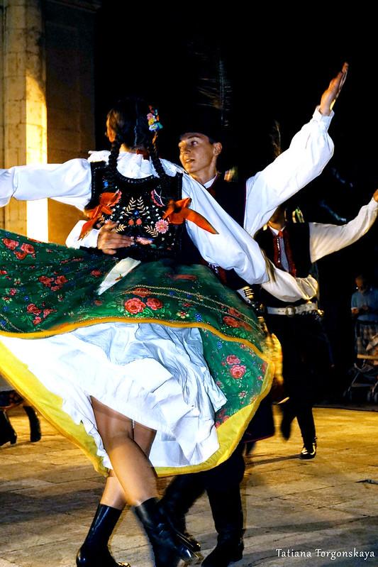 Танец поляков