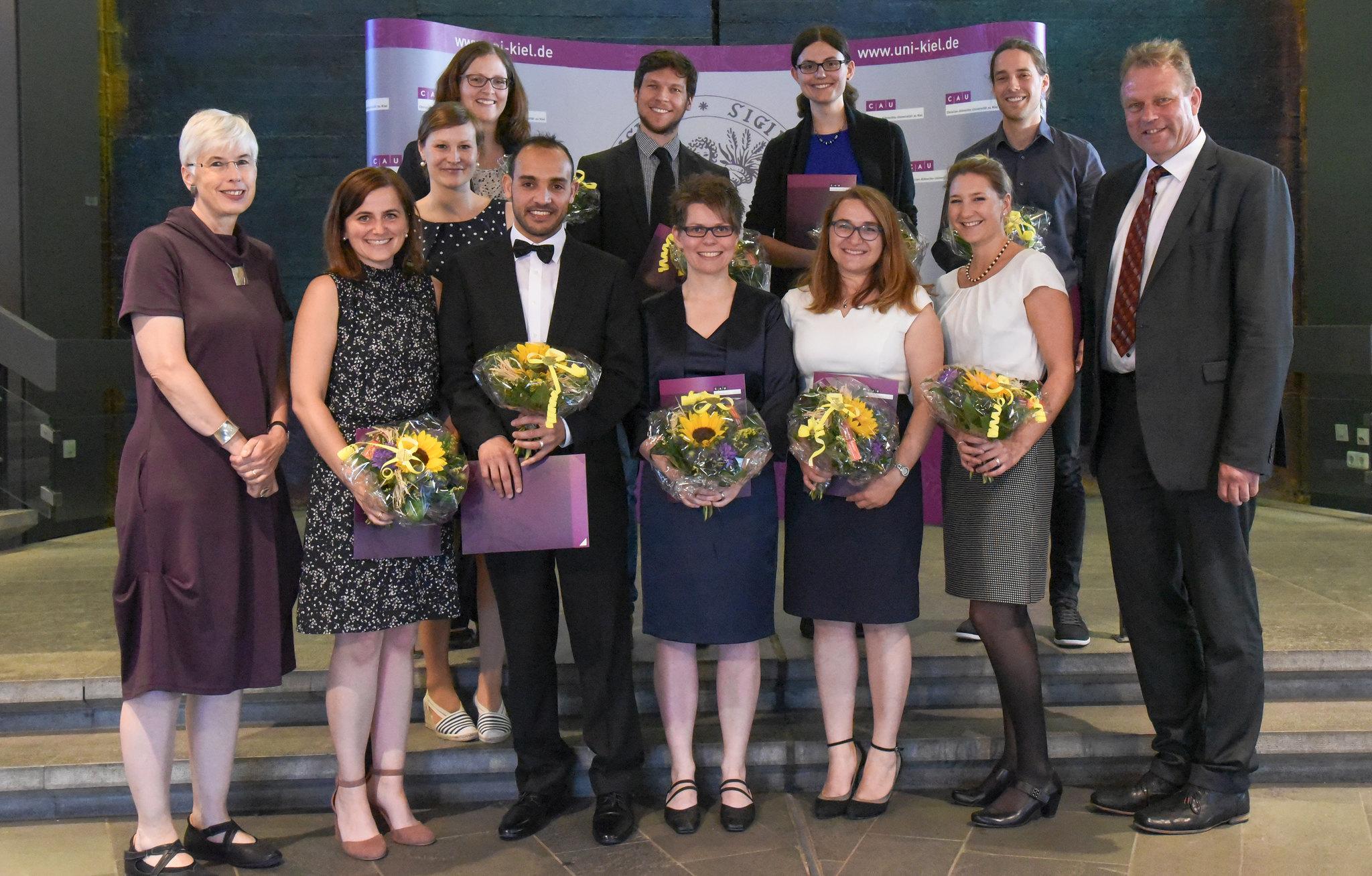 Fakultätspreise, Genderforschungspreis, DAAD-Preis 2018