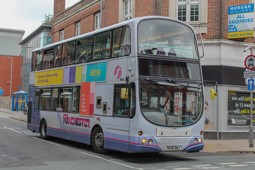 First Manchester MX58DWJ *In Explore*