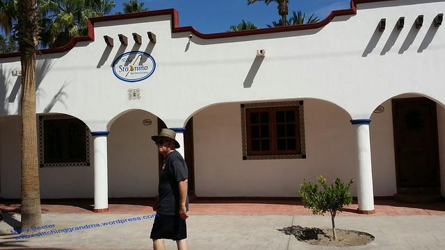 Villa Santo Nino - a Hotel in Loreto Mexico