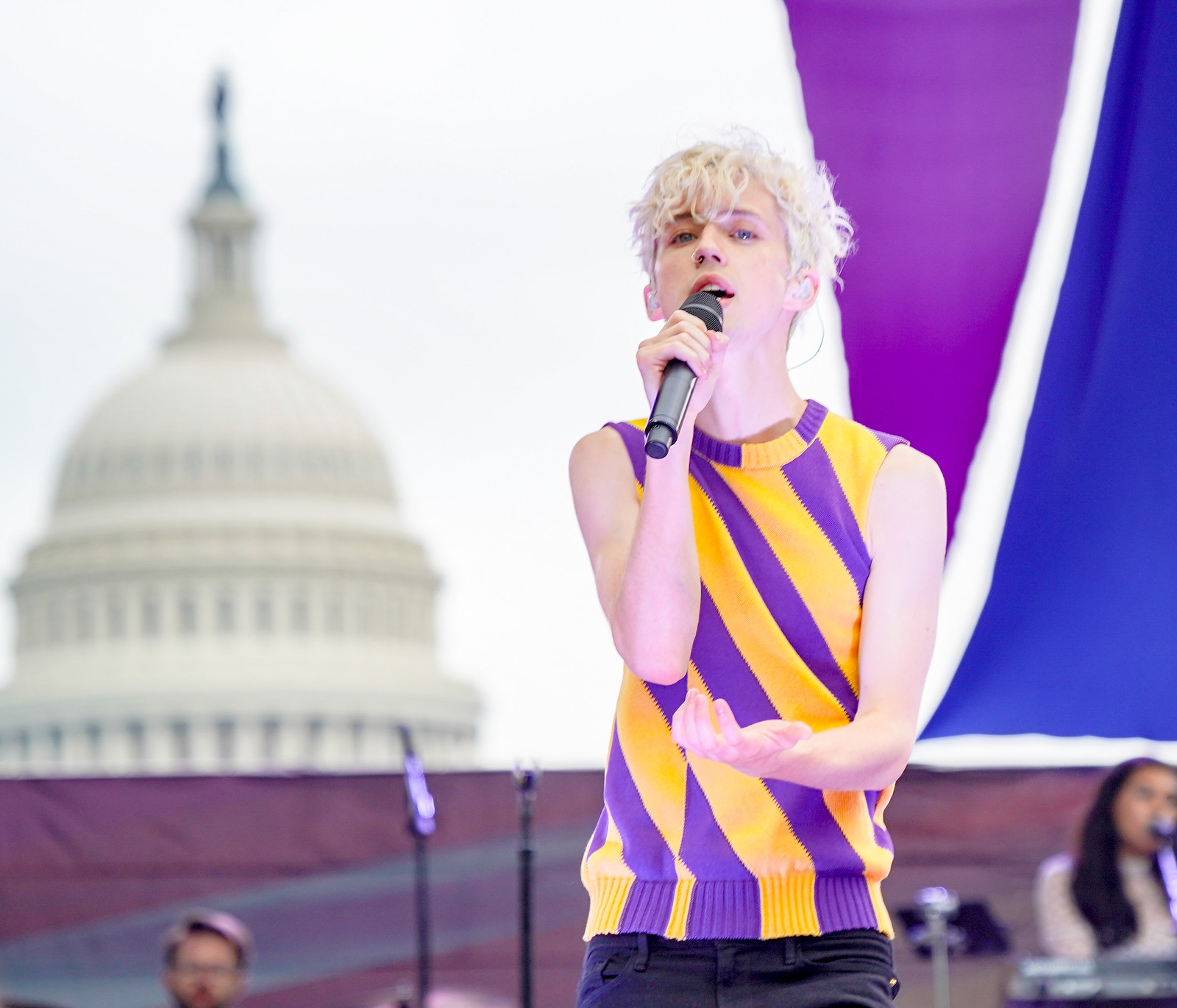 2018.06.10 Troye Sivan at Capital Pride w Sony A7III, Washington, DC USA 03457