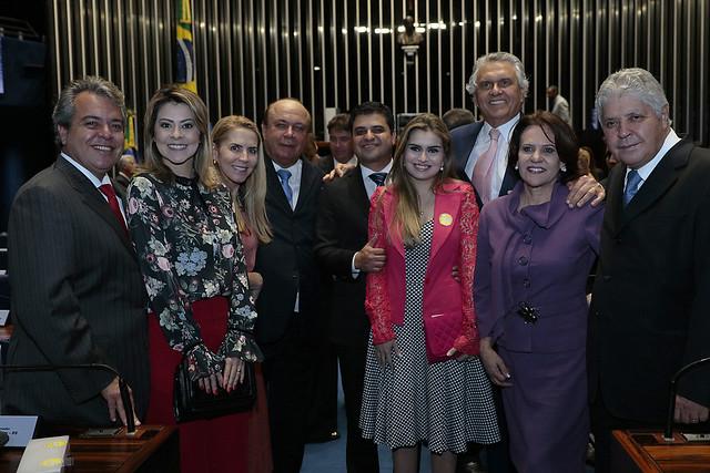 Homenagem Emival Caiado - 08/06/2018