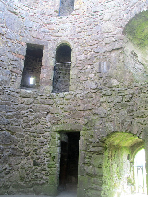 Orchardton Tower Interior