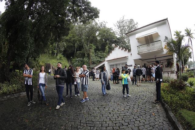 O CRÉDITO DA FOTO É OBRIGATÓRIO: Satiro Sodré/SSPress/Botafogo