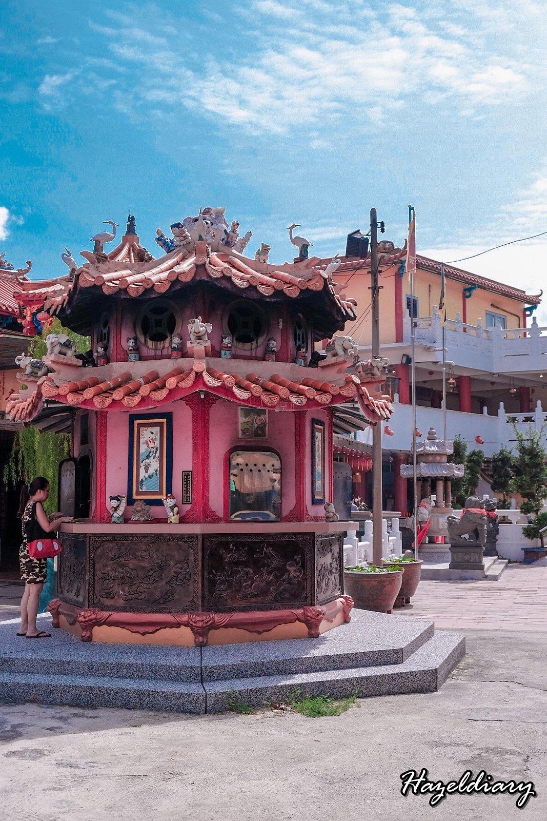 Batu pahat Temple-Cheng Tian Keong Temple