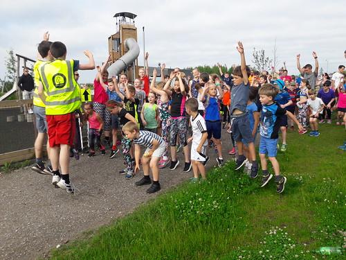 Gedling juniors 3rd June