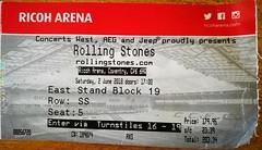 Rolling Stones June 2018