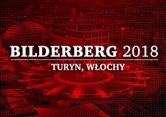 Bilderberg 2018. Torino, Italy.