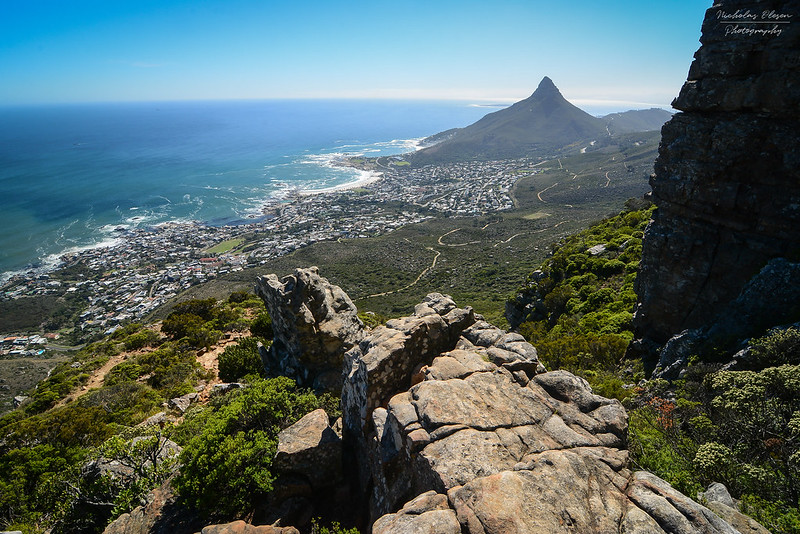 South Africa | Lion's Head from Table Mountain