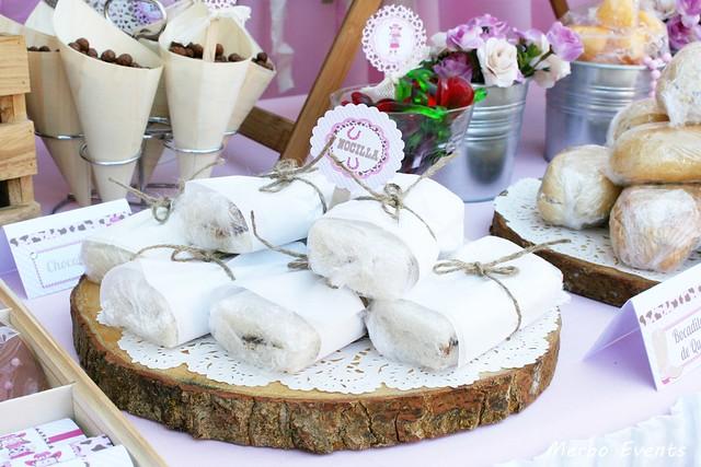 mesa dulce para cumpleaños cowgirls merbo events