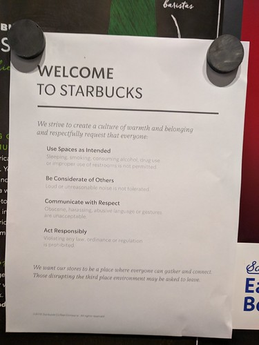 Welcome to Starbucks
