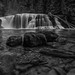 Lower Lewis falls b&w by yinlaihuff