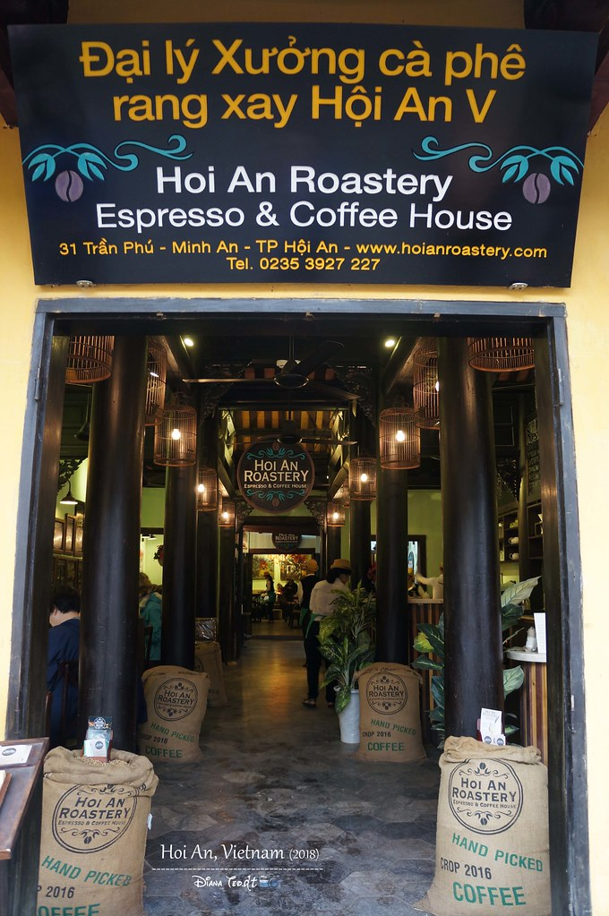 Things to Eat in Hoi An - Roastery Espresso & Coffee House 01