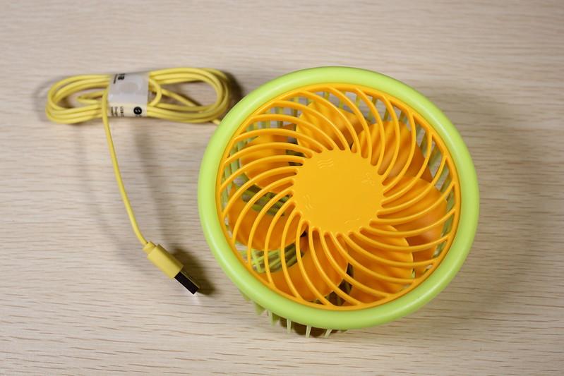 ミニ扇風機 (1)