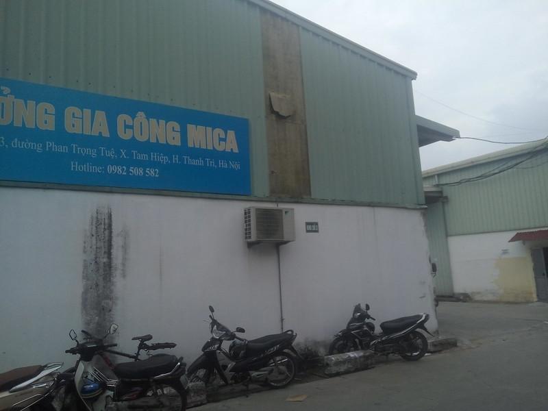 ngoại thất xưởng gia công Mica tại Hà Nội (10)