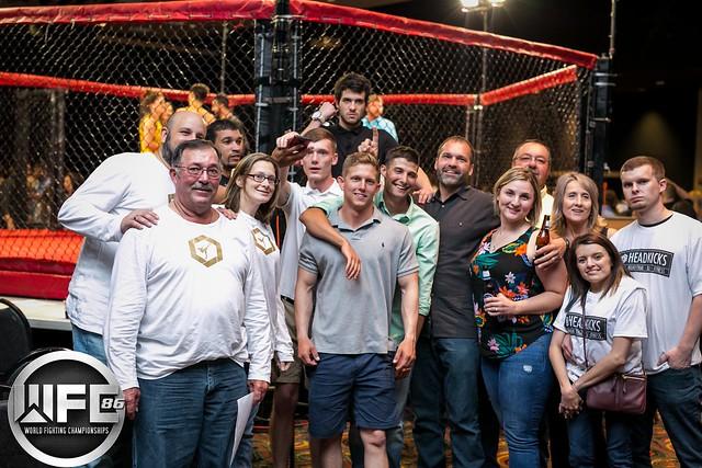 WFC 86 LIVE MMA 5/12/18 at Cypress Bayou Casino