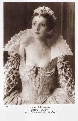Jackie Monnier in Le Tournoi de la Cité (1928)