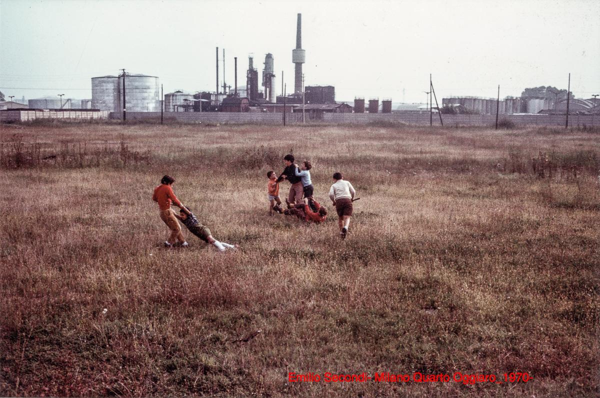 Là dove c'era l'erba… Passato e presente delle periferie milanesi