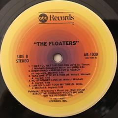 FLOATERS:FLOATERS(LABEL SIDE-B)