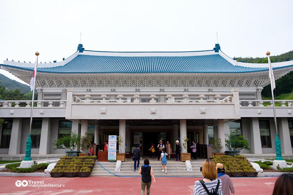 Cheong Wa Dae Filming Site