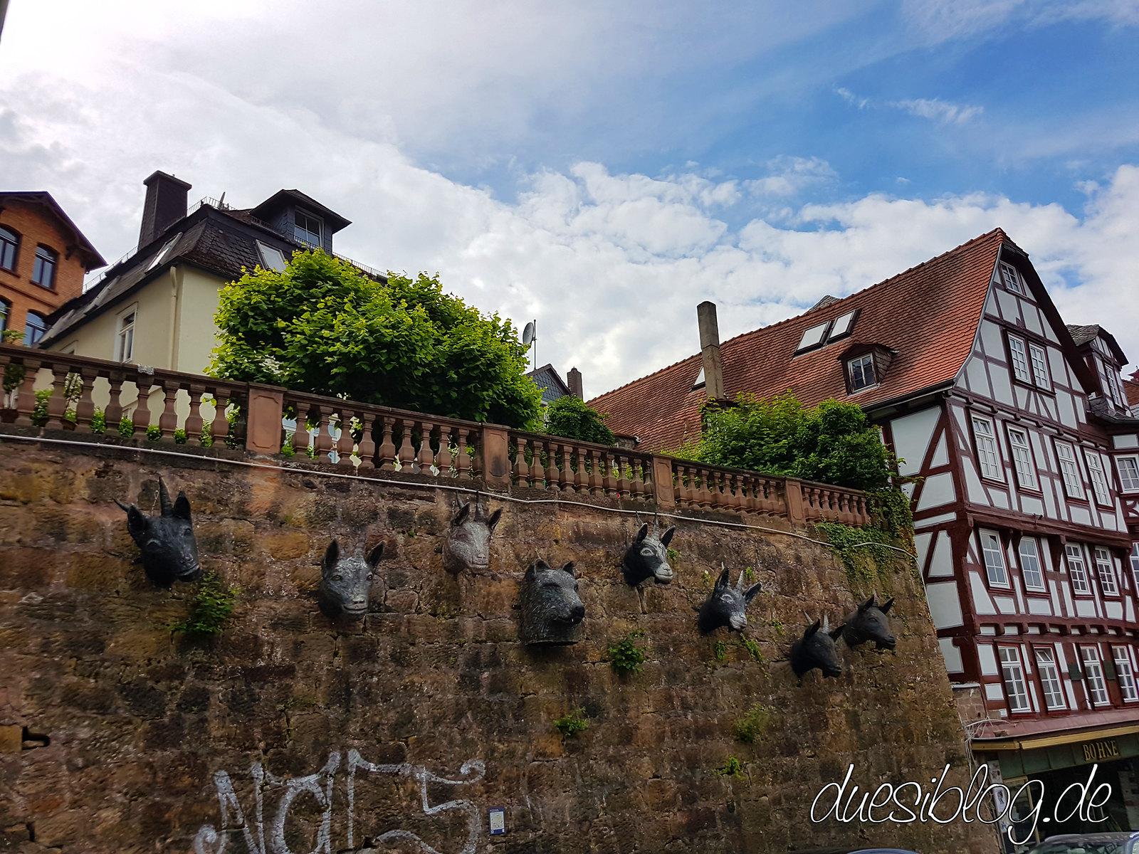 Marburg Altstadt Travelblog Düsiblog 15